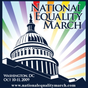 National Equality March on Washington DC